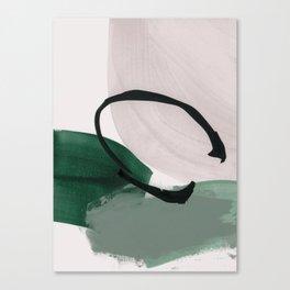 minimalist painting 01 Canvas Print