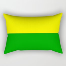 Flag of The Hague Rectangular Pillow
