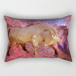 Taurus and Nebula Rectangular Pillow