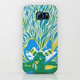 Guitar Explosion iPhone Case