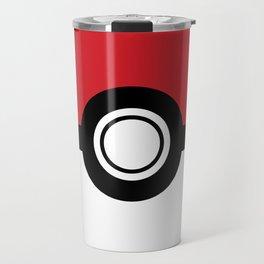 Poke Ball Travel Mug