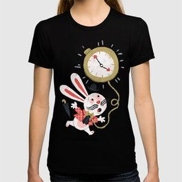 White Rabbit - Alice in Wonderland T-shirt