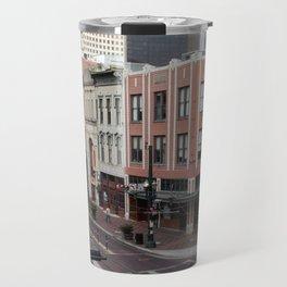 Downtown Houston Travel Mug