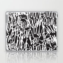 Graffiti illustration 07 Laptop & iPad Skin