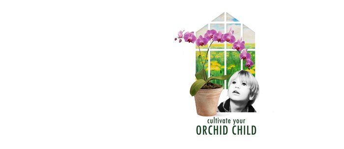 Cultivate Your Orchid Child Coffee Mug