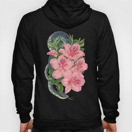 Serpents and Flowers Hoody