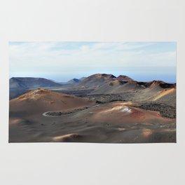 Lanzarote Landscapes - Spain Rug