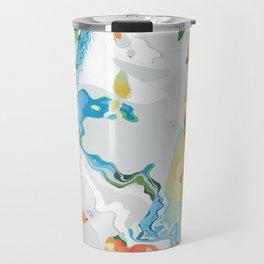 Eazy peazy painterly squeezy Travel Mug