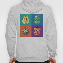 Muppet Minimalism Hoody