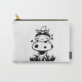 Peeking Teemo Carry-All Pouch