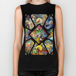 Once Upon a Time, in a faraway land... Biker Tank