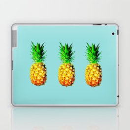 Fresh pineapples Laptop & iPad Skin