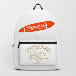 weekend pleasure Backpack