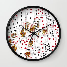 Suits You Wall Clock