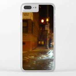 Baltimore, MD Clear iPhone Case
