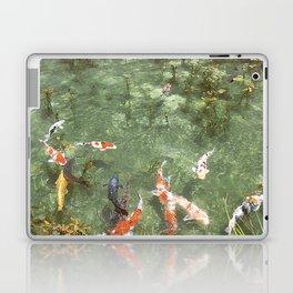 japanese carp Laptop & iPad Skin