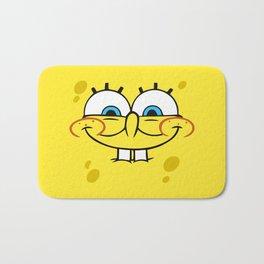 Spongebob Naughty Face Bath Mat