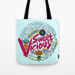 Sweet/Vicious Tote Bag