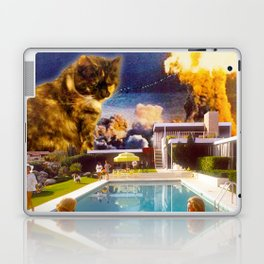 Midcentury Radioactive Cuddle Unit 5 Laptop & iPad Skin