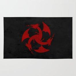 Dragon Banner Rug