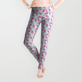 Cat pills Leggings