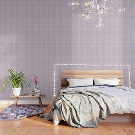 Hachikō, the legendary dog pattern Wallpaper