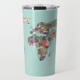 Louis Armstrong Told Us So (teal) Travel Mug