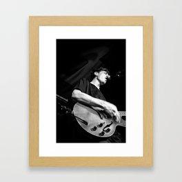 Luke Lalonde (Born Ruffians) Framed Art Print