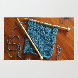 knitting photo, denim, denim photo, blue, wood, knitting, knit, brown, Rug