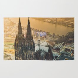 Cologne Cathedral Rug