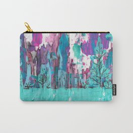 Sunset Cliffs and Waterfalls Carry-All Pouch