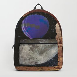 The slow trip in the universe Backpack