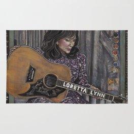 Loretta Lynn Rug
