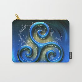 Sacred Geometry - Trinity 07 Carry-All Pouch