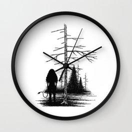 Huldra Wall Clock