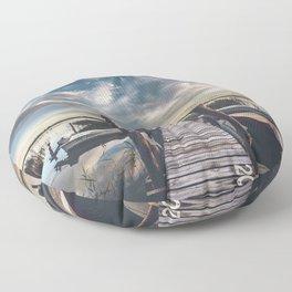 Vanity II Floor Pillow