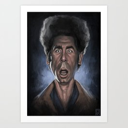 Some Kramer Art Print