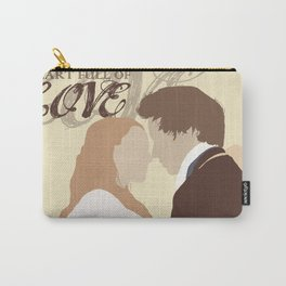 Marius & Cosette - A Heart Full of Love Carry-All Pouch