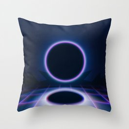 ECLIPSE 2043 Throw Pillow