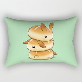 Hot Cross Bunbuns Rectangular Pillow