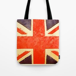 The British are coming Tote Bag