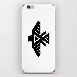 Thunderbird iPhone Skin