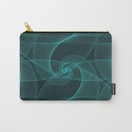 The Great Spiraling Unknown Carry-All Pouch