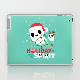 Holiday Spirit Laptop & iPad Skin