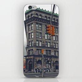190 Bowery iPhone Skin