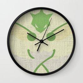 Scyther Wall Clock