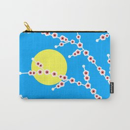 Trees in bloom Carry-All Pouch