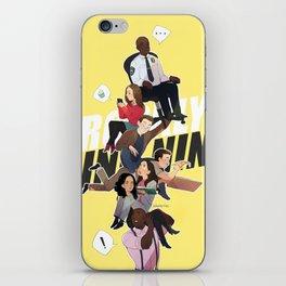 brooklyn 99 iPhone Skin