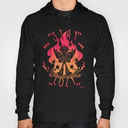 Stay Cozy With Rodimus Hoody