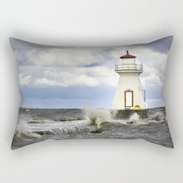 Lighthouse Rectangular Pillow